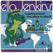 Hopping Around from Place to Place Vol. 1 by Ella Jenkins