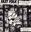 Fast Folk Musical Magazine (Vol. 7, No. 4) Old Vienna Tapes 2 - Live at the Old Vienna Kaffehaus