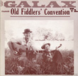 Galax, Virginia Old Fiddler's Convention