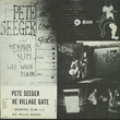 Pete Seeger at the Village Gate with Memphis Slim and Willie Dixon