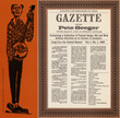 Gazette, Vol. 1