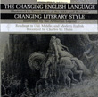 The Changing English Language and Changing Literary Style