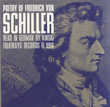 Poetry of Friedrich von Schiller: Read in German by Kinski