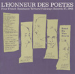 L'Honneur des Poètes: Four French Resistance Writers