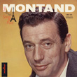 Yves Montand and His Songs of Paris and Others