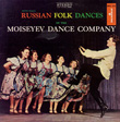 Russian Folk Dances of the Moiseyev Dance Company