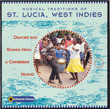 Musical Traditions of St. Lucia, West Indies