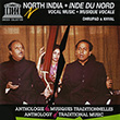 North India: Vocal Music: Dhrupad and Khyal