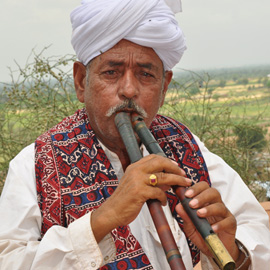 Flutes of Rajasthan - Music of the Surnaiya Langa