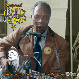 You're Gonna Need That Pure Religion