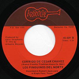 Corrido de Cesar Chavez / Soy Chincano