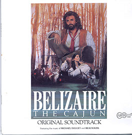 Belizaire The Cajun (Soundtrack)