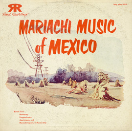 Mariachi Music of Mexico