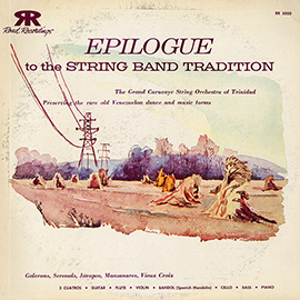 Epilogue to the String Band Tradition