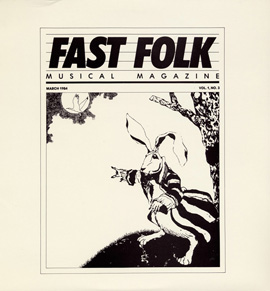 Fast Folk Musical Magazine (Vol. 1, No. 3)