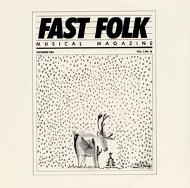 Fast Folk Musical Magazine (Vol. 1, No. 10)
