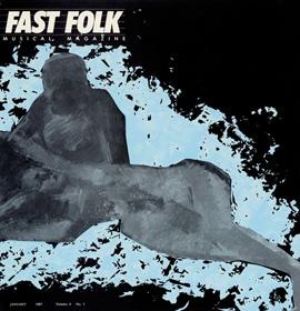 Fast Folk Musical Magazine (Vol. 4, No. 1)