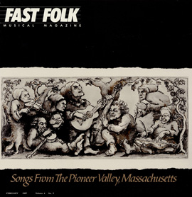 Fast Folk Musical Magazine (Vol. 4, No. 2) Songs from the Pioneer Valley