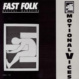 Fast Folk Musical Magazine (Vol. 5, No. 6) Emotional Vices