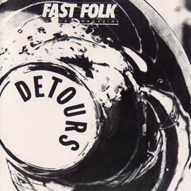 Fast Folk Musical Magazine (Vol. 5, No. 8) Detours