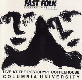Fast Folk Musical Magazine (Vol. 5, No. 9) Live at the Postcrypt - Columbia University