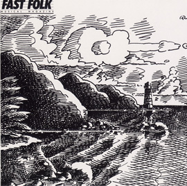 Fast Folk Musical Magazine (Vol. 7, No. 10) The Maine Festival 1993