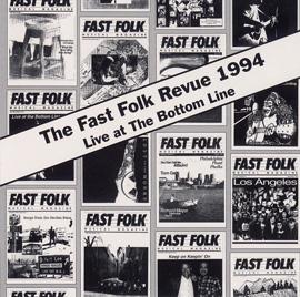 Fast Folk Musical Magazine (Vol. 8, No. 2) Live at the Bottom Line 1994