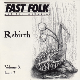 Fast Folk Musical Magazine (Vol. 8, No. 7) Rebirth