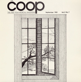 CooP - Fast Folk Musical Magazine (Vol. 2, No. 7)