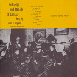 Folksongs and Ballads of Kansas