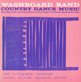 Washboard Band - Country Dance Music