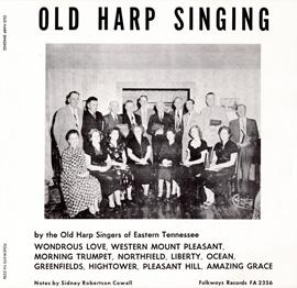 Old Harp Singing