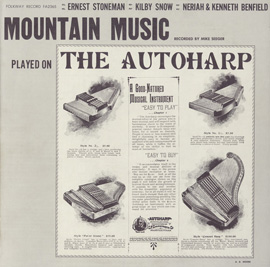 Mountain Music Played on the Autoharp