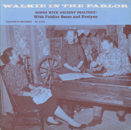 Walkie in the Parlor