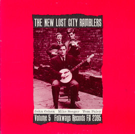 New Lost City Ramblers - Volume 5