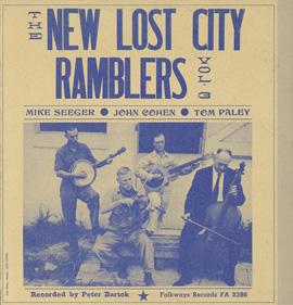 New Lost City Ramblers - Vol. 3
