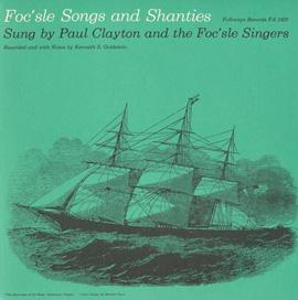 Foc'sle Songs and Shanties