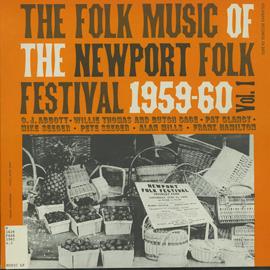 Folk Music of the Newport Folk Festival, Vol. 1