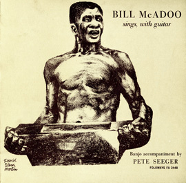Bill McAdoo Sings with Guitar