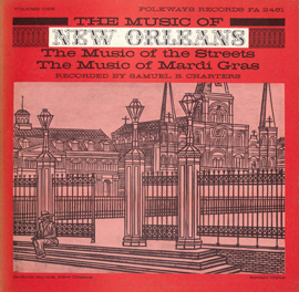 Music of New Orleans, Vol. 1