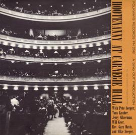 Hootenanny at Carnegie Hall