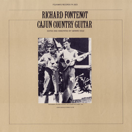 Cajun Country Guitar