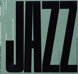 Jazz, Vol. 1: South