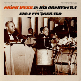Chick Webb and His Orchestra featuring Ella Fitzgerald