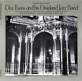 Doc Evans and His Dixieland Jazz Band