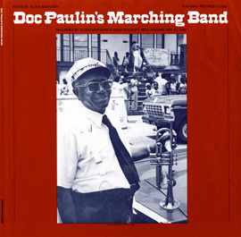 Doc Paulin's Marching Band