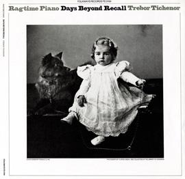 Ragtime Piano: Days Beyond Recall