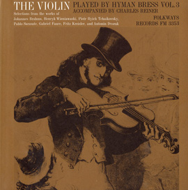 The Violin: Vol. 3
