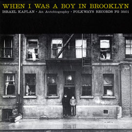 When I Was a Boy in Brooklyn