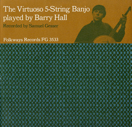 Virtuoso Five-String Banjo